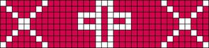 Alpha pattern #10286