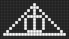 Alpha pattern #10287