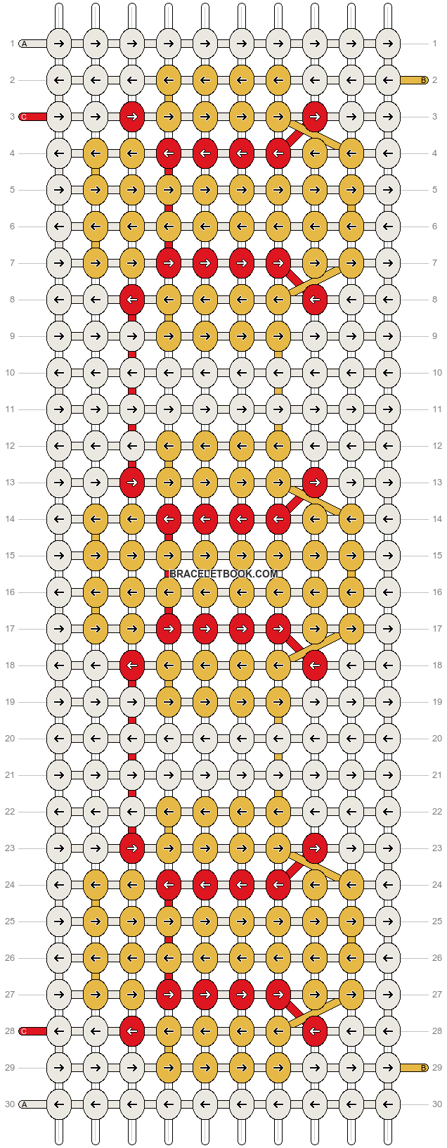 Alpha Pattern #10288 added by hausofjill