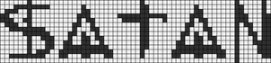 Alpha pattern #10293