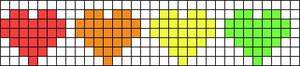 Alpha pattern #10308