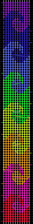 Alpha pattern #10315 pattern