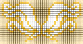 Alpha pattern #10332