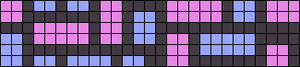Alpha pattern #10338