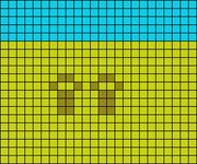 Alpha pattern #10339