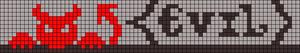Alpha pattern #10340