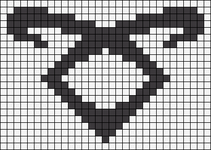 Alpha pattern #10358