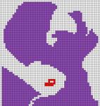 Alpha pattern #10362