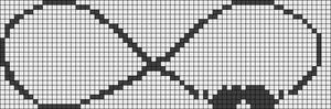 Alpha Friendship Bracelet Pattern #10366