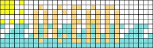 Alpha pattern #10369