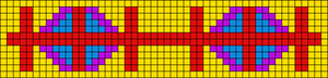Alpha pattern #10377