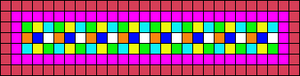 Alpha pattern #10383