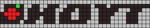 Alpha pattern #10401
