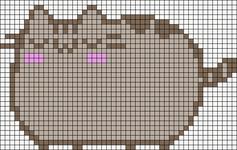 Alpha pattern #10404