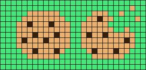 Alpha pattern #10409