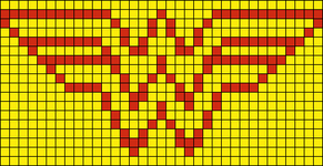 Alpha pattern #10411