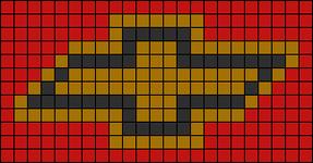 Alpha pattern #10424
