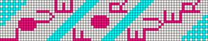 Alpha pattern #10429