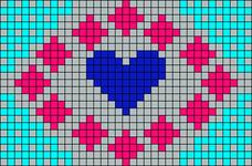 Alpha pattern #10432