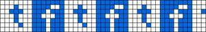 Alpha pattern #10434