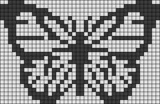 Alpha pattern #10435