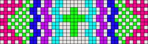 Alpha pattern #10449