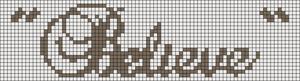 Alpha pattern #10453