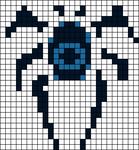 Alpha pattern #10456