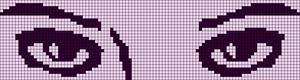 Alpha Friendship Bracelet Pattern #10465