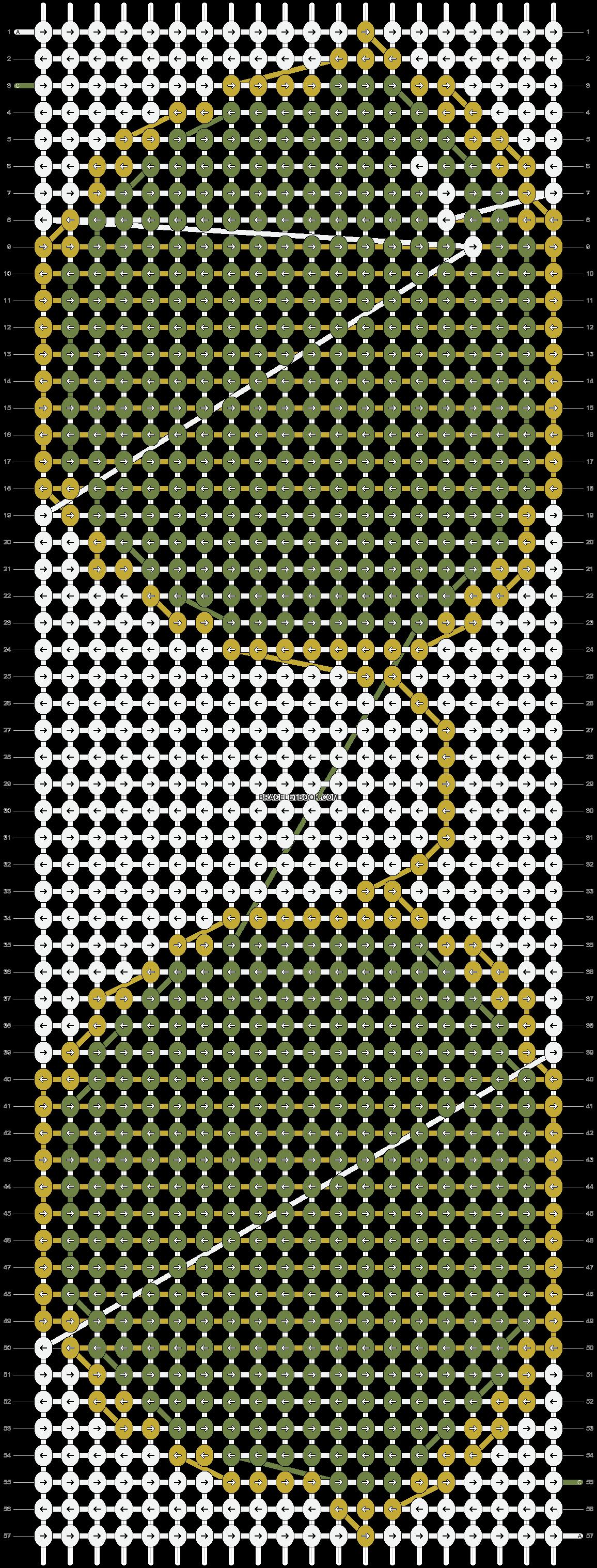 Alpha pattern #10473 pattern