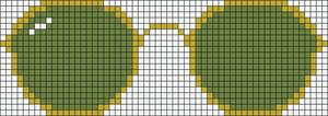 Alpha pattern #10473