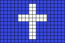Alpha pattern #10475