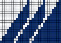 Alpha pattern #10481