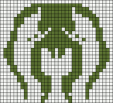 Alpha pattern #10486
