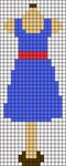 Alpha pattern #10489