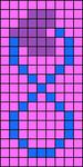 Alpha pattern #10501