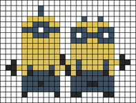 Alpha pattern #10503