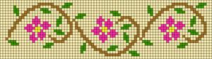 Alpha pattern #10522