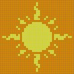 Alpha pattern #10527