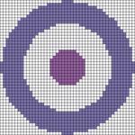 Alpha pattern #10532