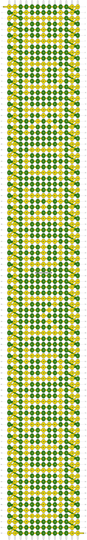Alpha pattern #10536 pattern