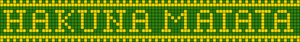 Alpha pattern #10536