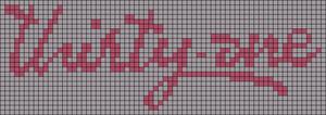 Alpha pattern #10541