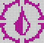 Alpha pattern #10546
