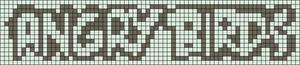 Alpha pattern #10549