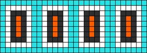 Alpha pattern #10551