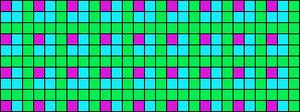 Alpha pattern #10552
