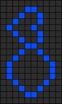 Alpha pattern #10562