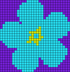 Alpha pattern #10563