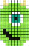 Alpha pattern #10578